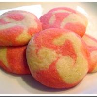 Twelve Days of Christmas Cookies: Peppermint & Vanilla Butter Cookies