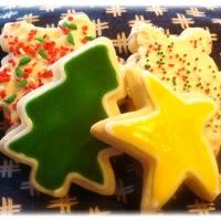 Twelve Days of Christmas Cookies: Sugar Cookies