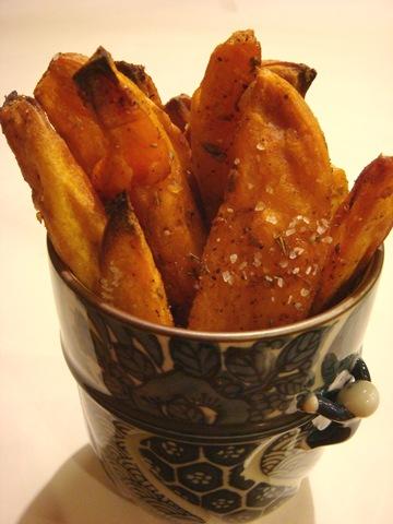 Roasted Sweet Potato Wedges with Cilantro Yogurt Dip | No ...