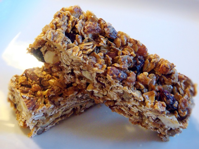 chewy granola bars: A fraction of the cost of store-bought bars ...
