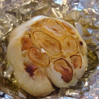 How To . . . Roast Garlic