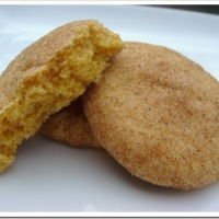 Twelve (More) Days of Christmas Cookies: Pumpkin Snickerdoodles
