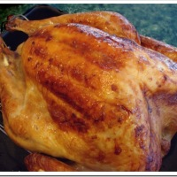 Thanksgiving: Herb Brined Roast Turkey