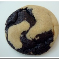 Twelve (More) Days of Christmas Cookies: Chocolate Peanut Butter Swirl Cookies