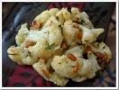 Garlic Roasted Cauliflower