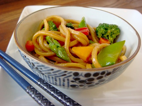 Chinese Vegetable (and/or Chicken) Lo Mein Recipe | No Empty Chairs