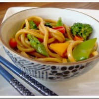 Chinese Vegetable Lo Mein