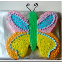 A Butterfly in Buttercream