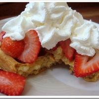Waffle Week: Brown Sugar Buttermilk Waffles