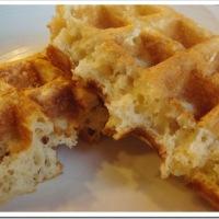 Waffle Week: One-Bowl Buttermilk Waffles