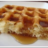 Waffle Week: Overnight Yeast Raised Waffles
