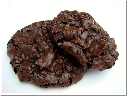 ... Christmas Cookies: Chocolate Walnut Puddle Cookies | No Empty Chairs