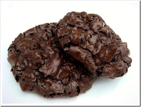 Twelve Days of Christmas Cookies: Chocolate Walnut Puddle ...