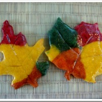 Autumn Spiced Fall Leaf Cookies