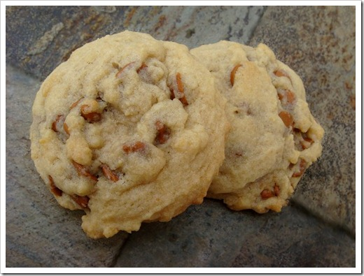 Butterscotch Cinnamon Chip Cookies2