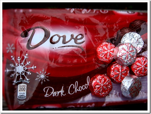Dove Chocolates