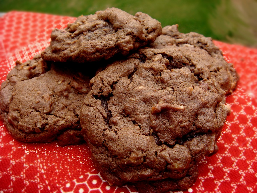 Cookie Recipe With German Chocolate Cake Mix