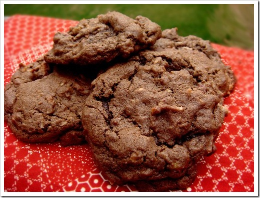 German Chocolate Cake Cookies2