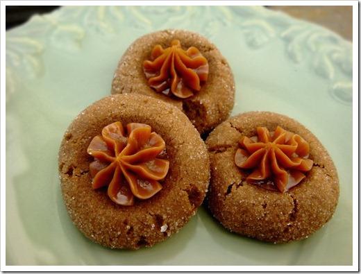 Ginger Dulce de Leche Cookies1