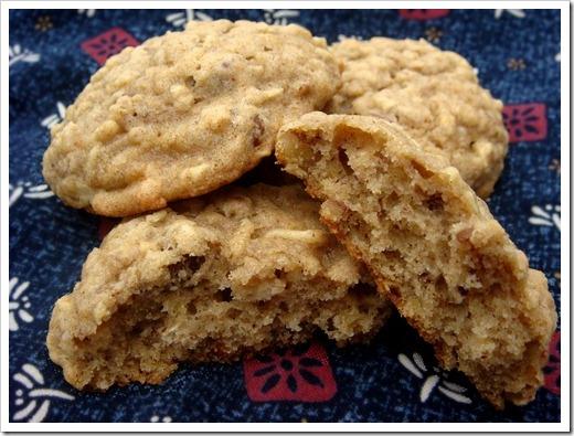 Oatmeal Apple Cookies 1