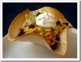 Layered Taco Salad 1