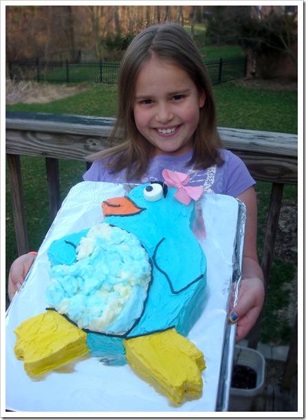 Penguin Cake 4