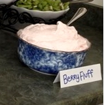Berry Fluff Fruit Dip