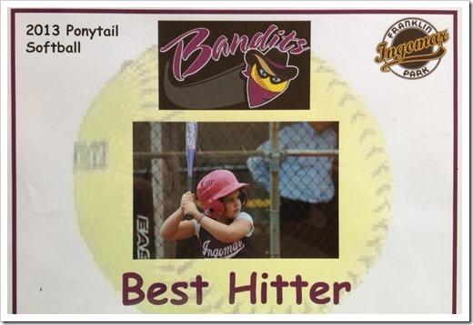 Softball Cookies 2