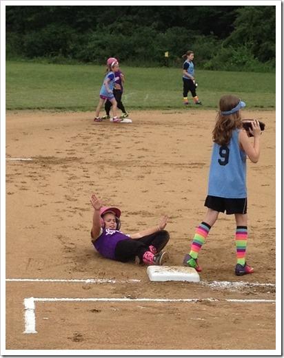 Softball Cookies 4