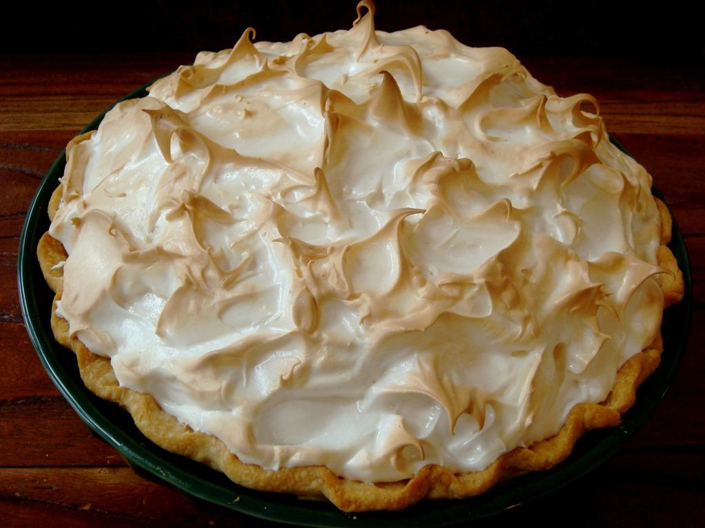 Chocolate Pie Recipe Meringue