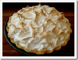 Lemon Meringue Pie 2