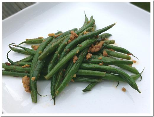 Szechuan Beans 1