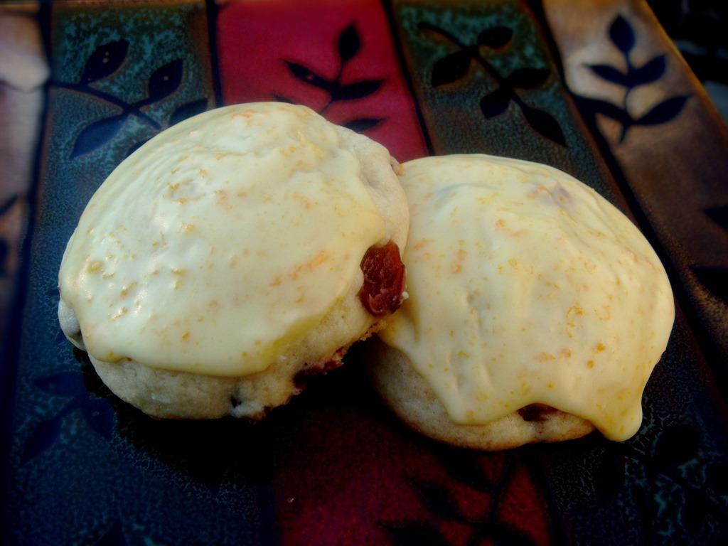 Twelve Days Of Christmas Cookies Cranberry Orange Buttermilk