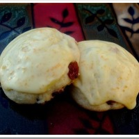 Twelve Days of Christmas Cookies: Cranberry Orange Buttermilk Cookies