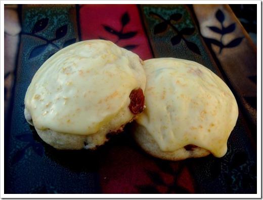 Cranberry Orange Cookies 3