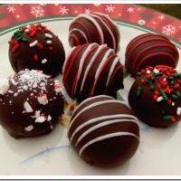 Twelve Days of Christmas Cookies: Oreo Truffles