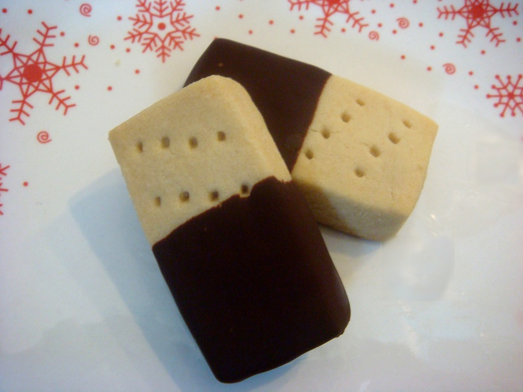 ... Days of Christmas Cookies: Scottish Shortbread | No Empty Chairs