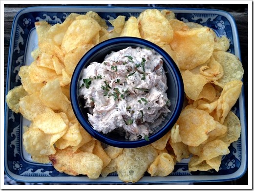 Caramelized Onion Dip 2
