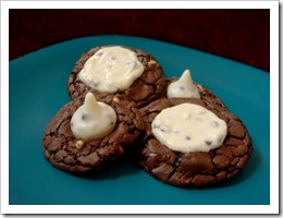 Cookies and Cream Brownie Bites 3