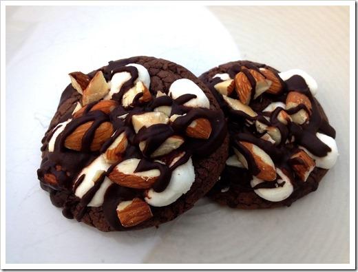 Rocky Road Cookies 1