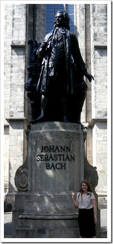 Alyssa and Bach