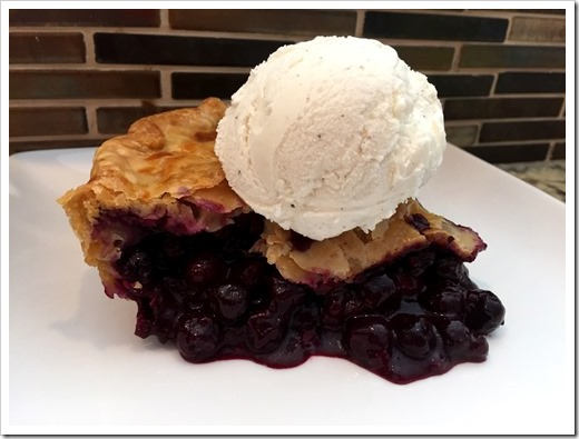 Blueberry Pie 1