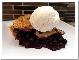 Blueberry Pie 1