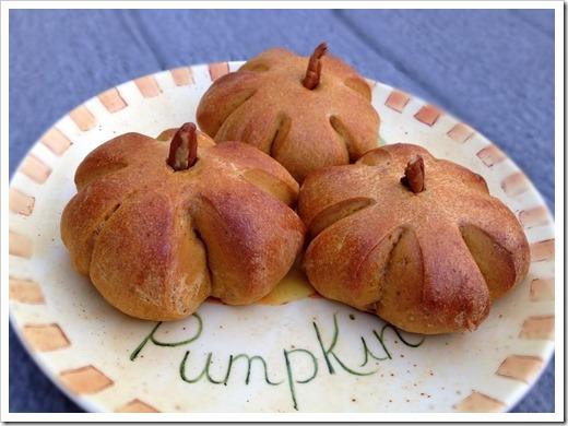 Pumpkin Rolls 4