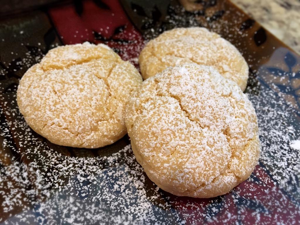 cake mix snowball cookies 1