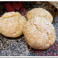 Twelve Days of Christmas Cookies: Cake Mix Snowball Cookies