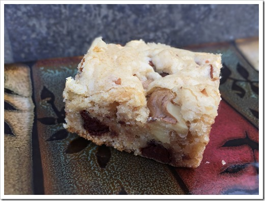 Chocolate Chip Cookie Bars 1