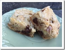 Chocolate Chip Cookie Bars 2