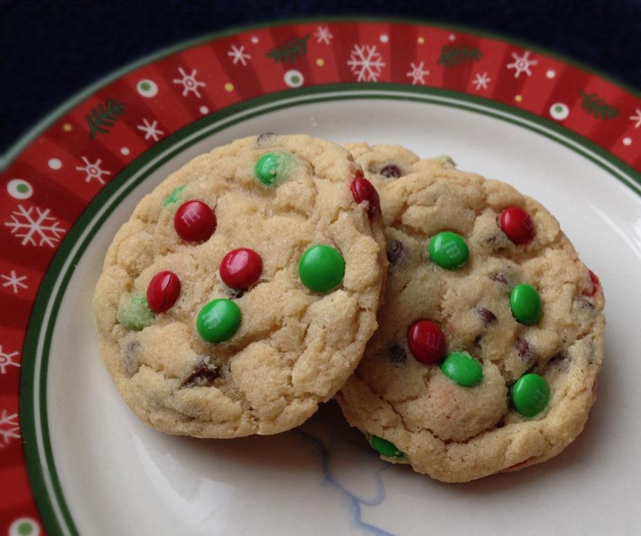 Twelve Days Of Christmas Cookies Christmas M M Cookies No Empty