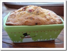 Cranberry Orange Bread 3